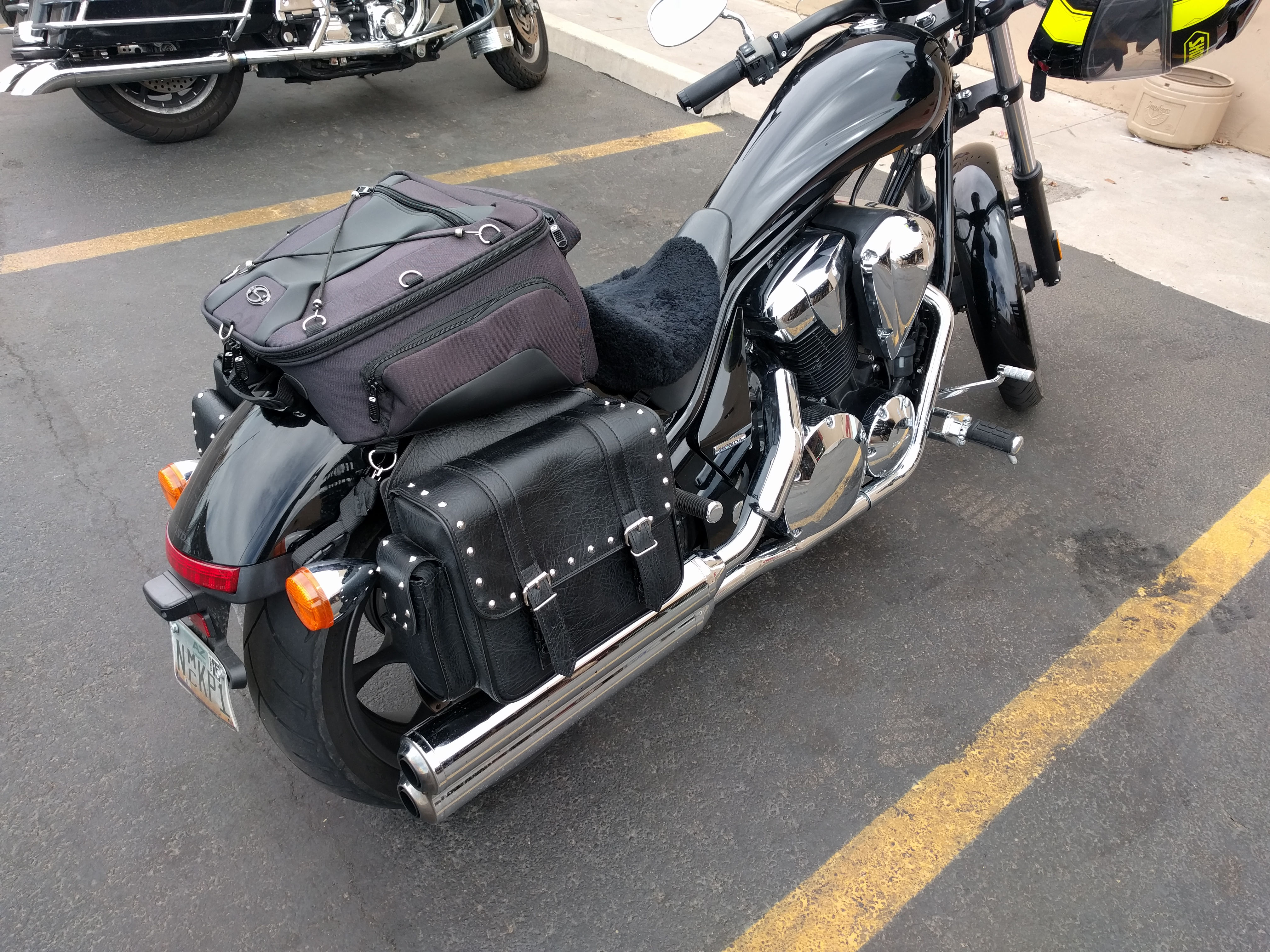 Have Fury, Want Saddlebags?