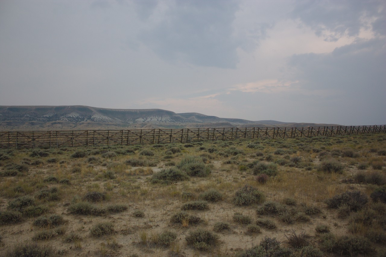 Wyoming ridgeline