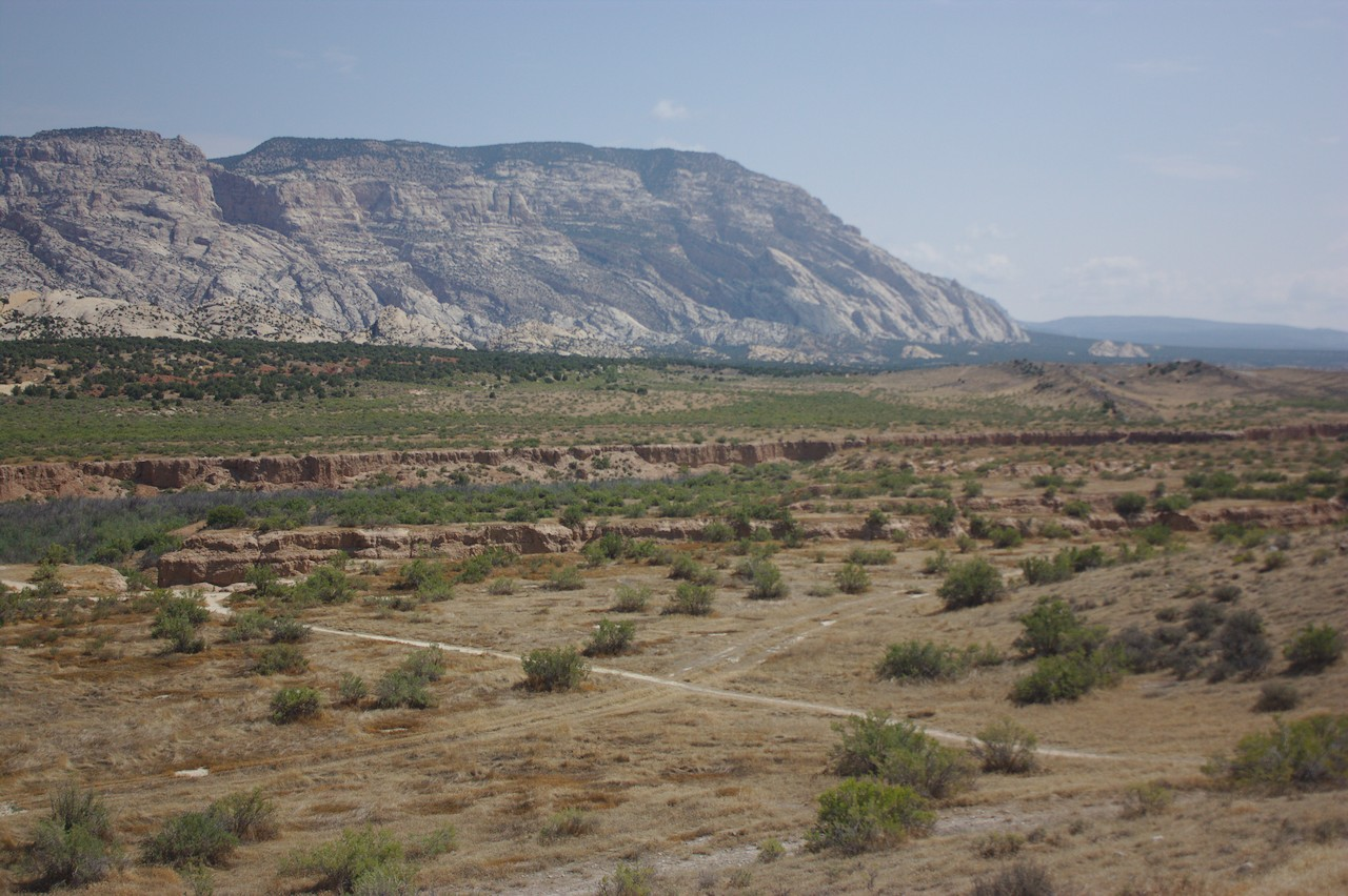 near Dinosaur National Monument